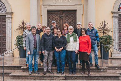 Grüne Eibelstadt Kandidaten Kommunalwahl 2020